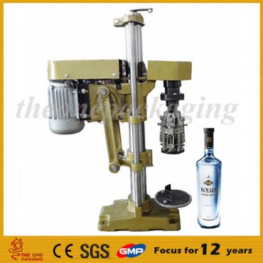 Table Top Aluminum Cap Screwing Machine TOACS-1