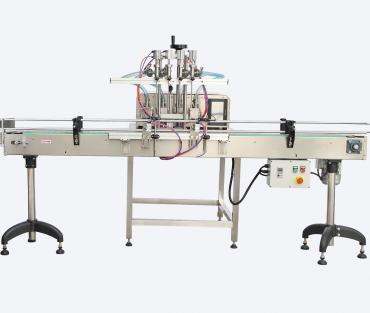 Automatic Four Heads Digital Filling Machine TOADF-100-4